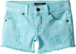 Rip and Repair Reily Shorty Shorts (Little Kids)