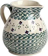 Best green pottery pitcher Reviews