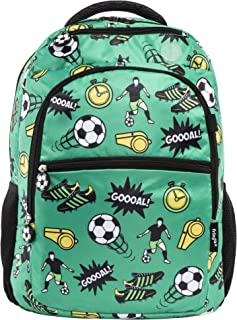 Fringoo - Mochila Infantil Niños Unisex fútbol Medium