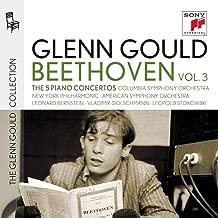 Glenn Gould Plays Beethoven, Vol. 3: The 5 Piano Concertos