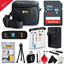 Accessories Bundle Kit for Nikon Coolpix Nikon Coolpix S60 S80 S205 S200 S210 S220 S500 S510 S520 S570 S600 S700 S3000 S4000 S5100 Digital Cameras