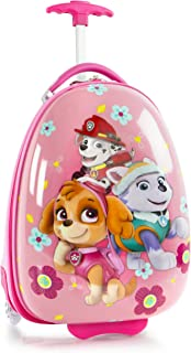 Heys America Unisex Nickelodeon Paw Patrol Circle Shape Kids Luggage