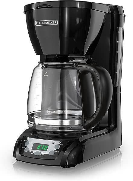 BLACK DECKER DLX1050B Coffee Maker 6 Black