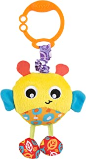 Playgro Wiggling Bertie Bee, Infant Toy, Pack of 0