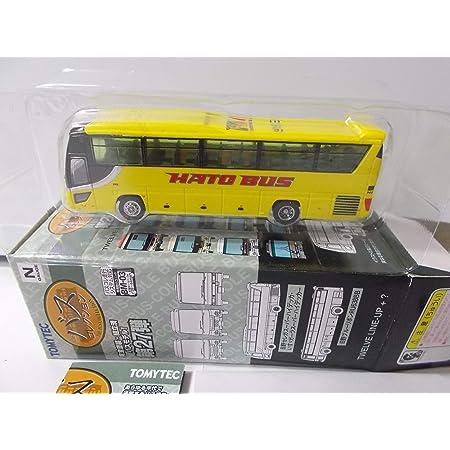 トミーテック ザ・バスコレクション 第27弾 02:はとバス いすゞガーラ スーパーハイデッカー