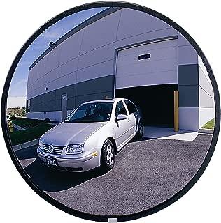 See All PLXO26 Circular Acrylic Heavy Duty Outdoor Convex Security Mirror, 26