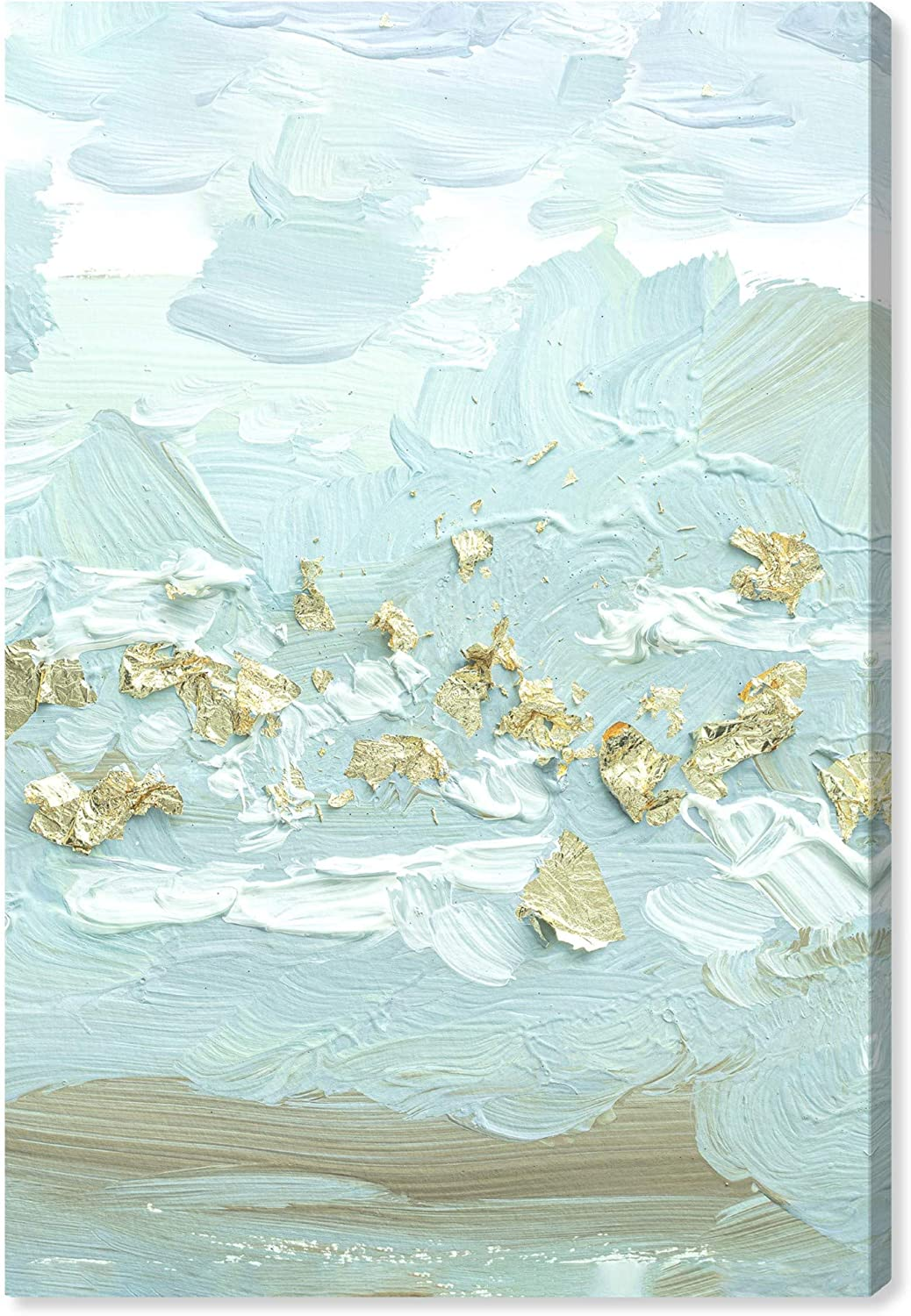 The Oliver Gal Artist 特売 即出荷 Co. Abstract Prints Wall Art 'Numa' Canvas