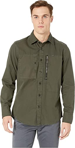 Powel Slim Shirt Long Sleeve