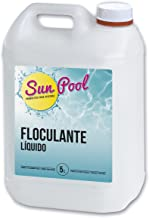 Sun Pool SU3705 - Floculante para Piscinas, 5 Litros