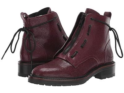 rag & bone Cannon Boot (Merlot) Women