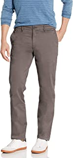 Goodthreads Men's Slim-Fit Comfort Stretch Modern Chino Trousers