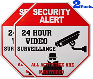 Best surveillance warning sign Reviews