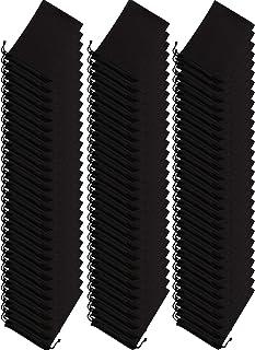 100 Pieces Microfiber Case Pouch Bag Gl Sungl Case with 2 Pieces Cloth