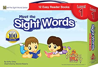 Meet the Sight Words – Level 1 – Easy Reader Books (boxed set of 12 books) PDF