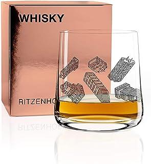 RITZENHOFF Next Whisky Whiskyglas von Vasco Mourão, aus Kristallglas, 250 ml