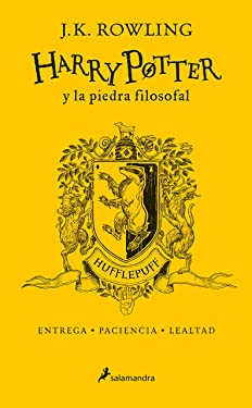 Harry Potter y la piedra filosofal. Edición Hufflepuff / Harry Potter and the Sorcerer's Stone: Hufflepuff Edition (Spanish Edition)