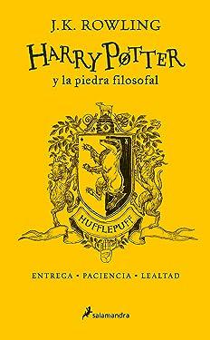 Harry Potter y la piedra filosofal. Edición Hufflepuff / Harry Potter and the Sorcerer's Stone: Hufflepuff Edition (Spanish Edition)