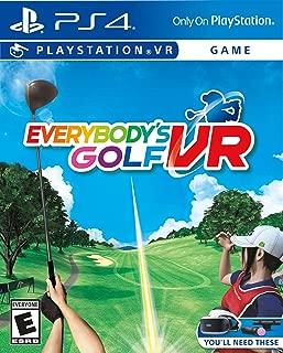 Everybody's Golf VR (輸入版:北米) - PS4
