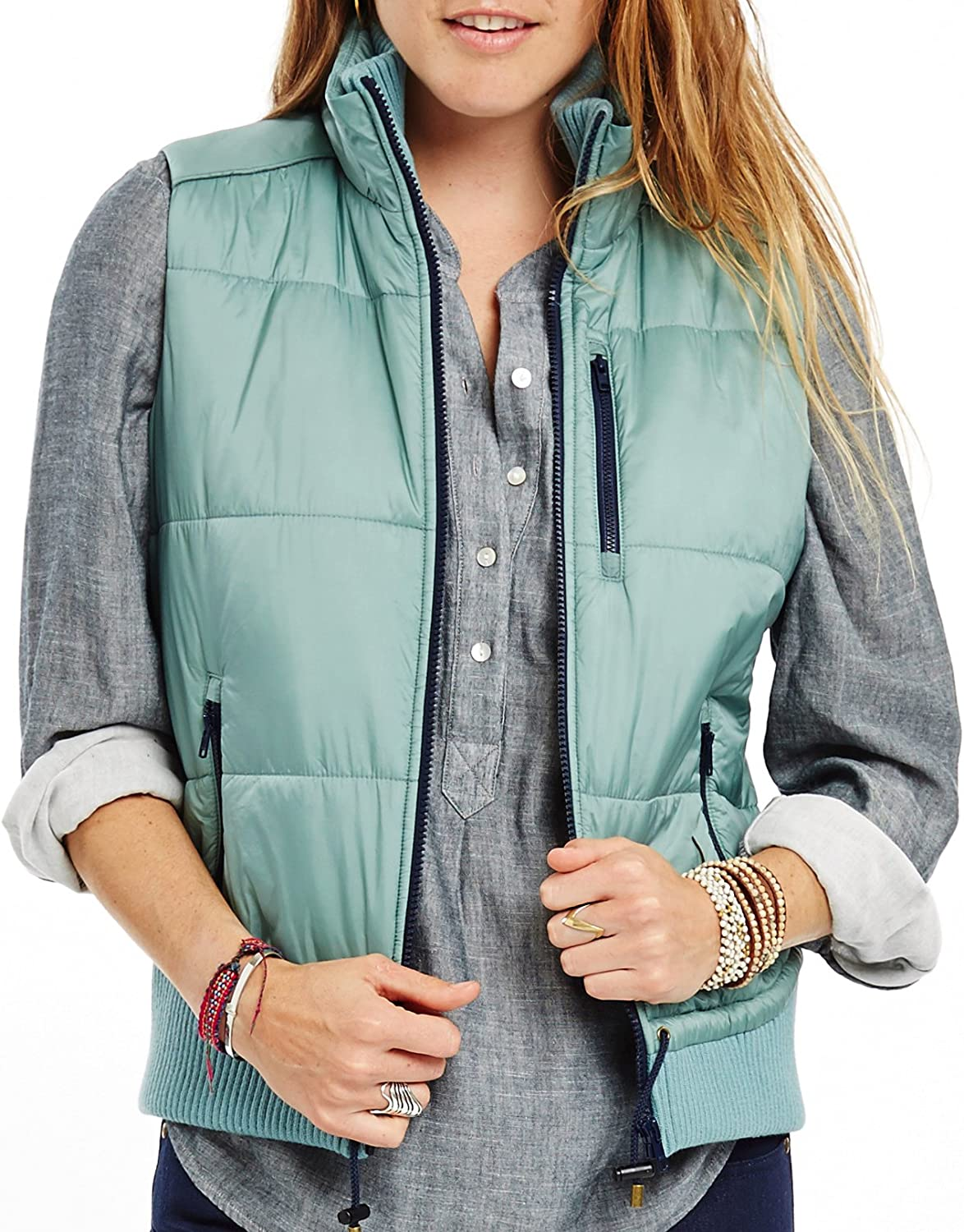 Carve Designs Women's Point Reyes Vest
