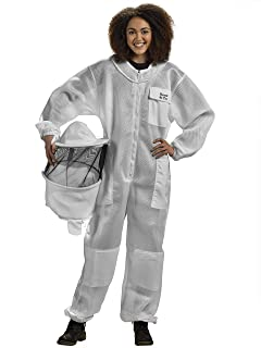 Bees & Co U83 Ultralight Beekeeper Suit with Round Veil