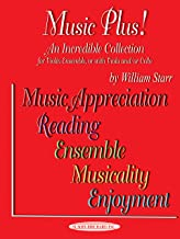 Music Plus! An Incredible Collection: Violin Ensemble, or with Viola and/or Cello
