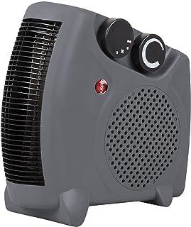 eldom Calefactor/Termoventilador HL8 Color Gris, Potencia 2000W