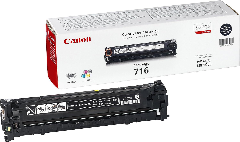 Canon Toner Cartridge 716 Y Gelb Standard Bürobedarf Schreibwaren