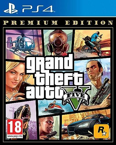Grand Theft Auto V – Premium