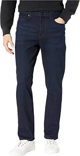 Slim Five-Pocket in Dark Indigo