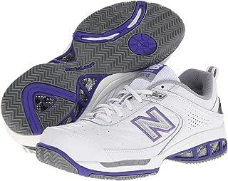 (ニューバランス) New Balance メンズランニングシューズ?スニーカー?靴 WC806 White ホワイト 7 (25cm) 2A