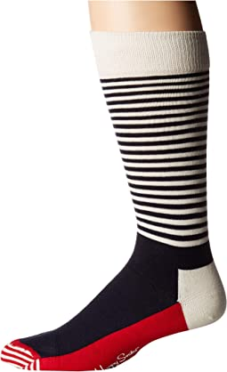 Half Stripe Socks