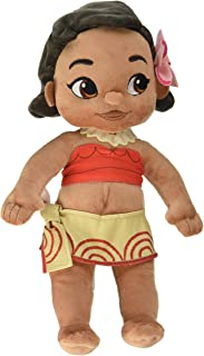Disney Animators' Collection Moana Plush Doll - Small - 12 Inches