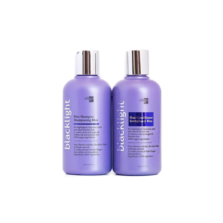 High quality Oligo Professionnel Blacklight Blue 8.5oz Conditioner Shampoo Cash special price