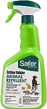 Safer Brand 5935 Critter Ridder Animal Repellent Ready-to-Use Spray-32 oz RTU