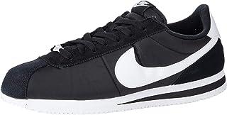 Nike メンズ クラシック Cortez レザー ランニングシューズ US サイズ: 24 カラー: ブラック