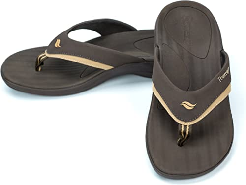 Powerstep Hommes's Hommes's Hommes's Fusion Sandals Flip-Flop 004