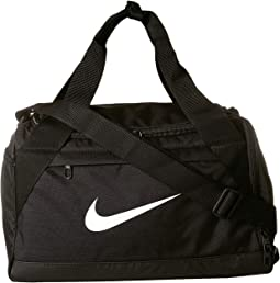aa88f7c7b143 Black Black White. 28. Nike. Brasilia Extra Small Training Duffel Bag