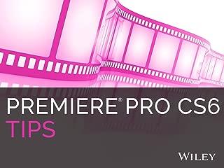 premiere pro cs6 new features
