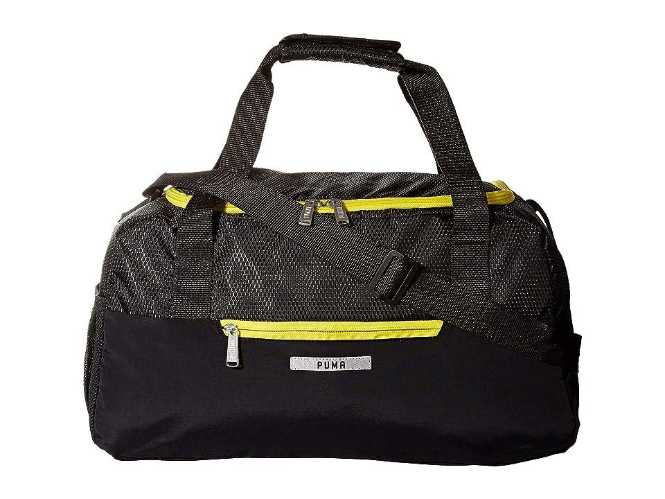 PUMA Uniform V2 Duffel (Black) Duffel Bags