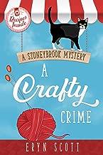 A Crafty Crime (A Stoneybrook Mystery Book 1) (English Edition)