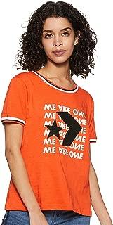 Converse Women's Regular fit T-Shirt