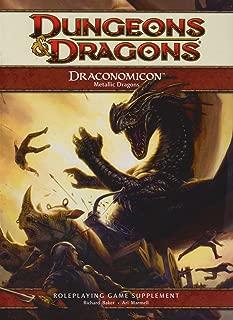 Draconomicon: Metallic Dragons: A 4th Edition D&D Supplement