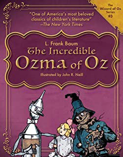 The Incredible Ozma of Oz