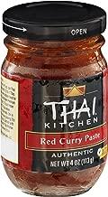 Thai Kitchen Gluten Free Red Curry Paste, 4 oz (Pack of 6)
