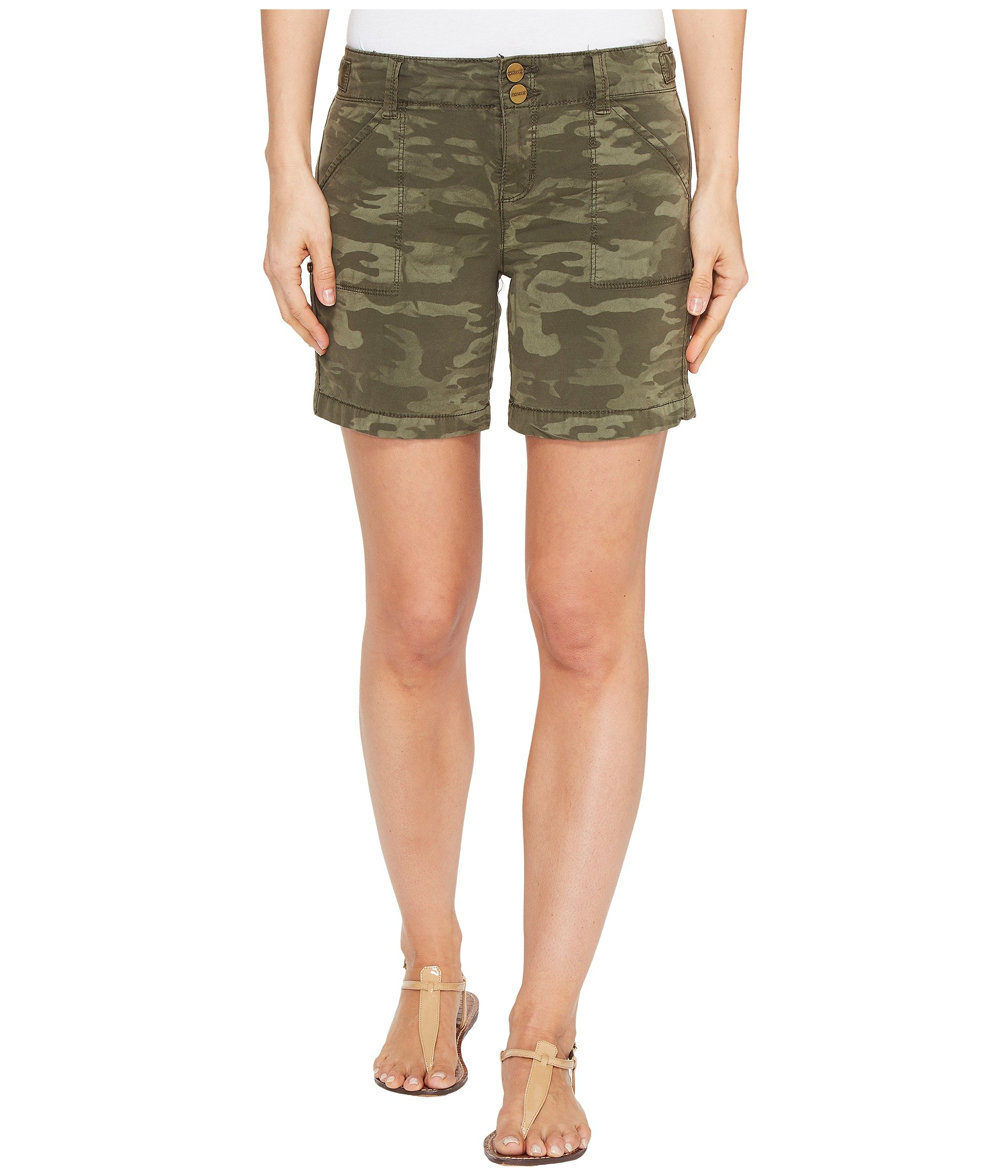 Habitat Shorts, Safari Green Camo