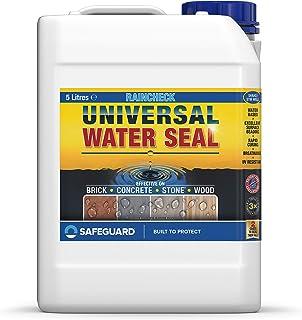 Raincheck Universal-Imprägnierung 5 Liter atmungsaktiv farblos für Ziegel, Holz, Beton und Stein
