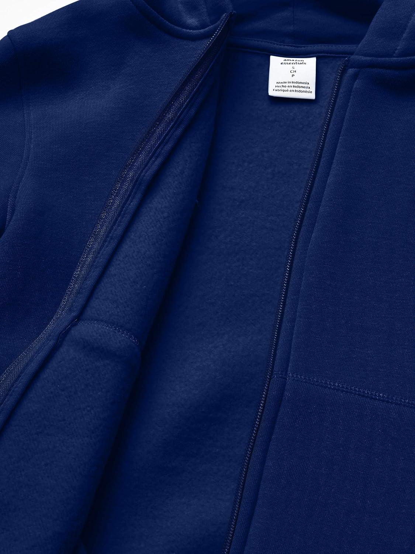 Essentials Boys Fleece Zip-up Hoodie Sweatshirts