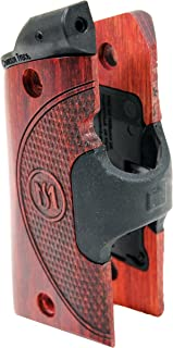 Crimson Trace LG-901G Master Series Lasergrips 1911 Government/Commander, Green, Rosewood
