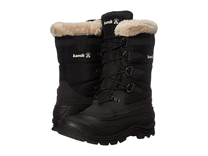 Kamik  Shellback (Black) Womens Cold Weather Boots