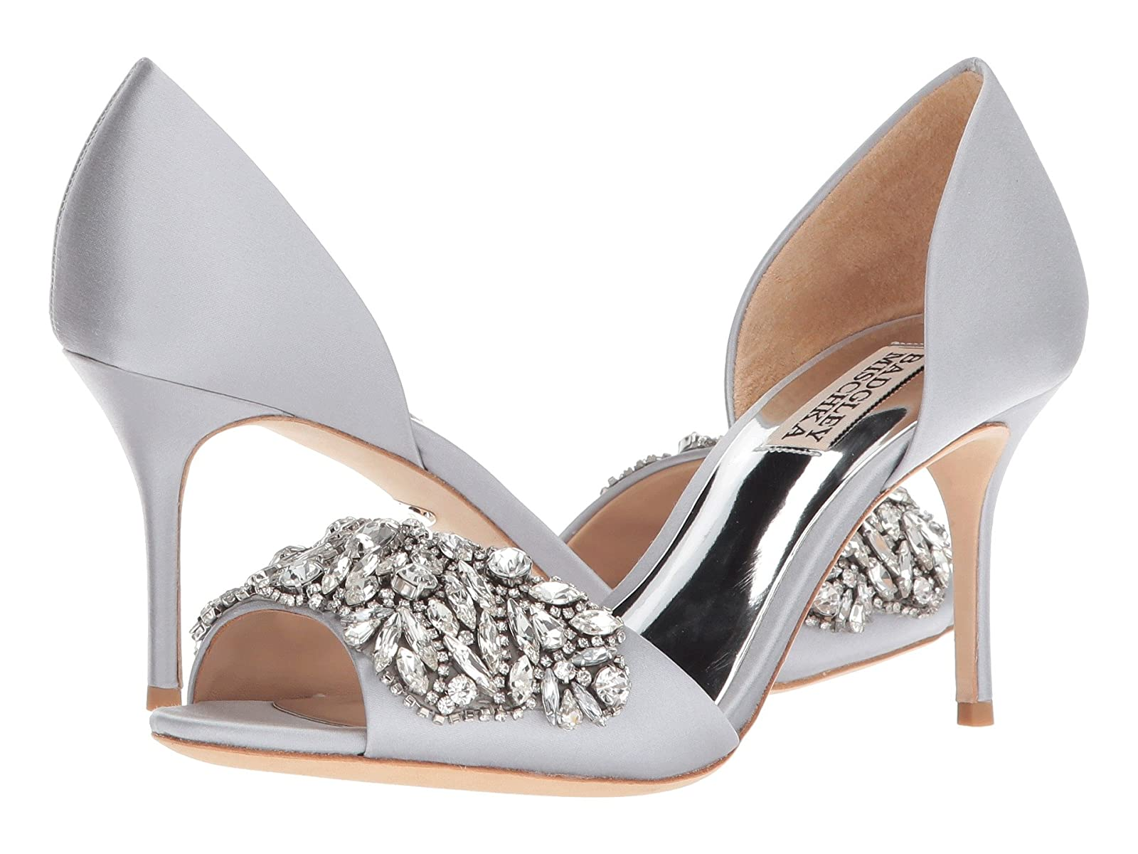 Badgley Mischka HansenCheap and distinctive eye-catching shoes